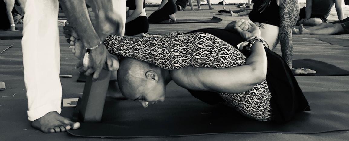 The World Yoga Festival – Sitting withMasters!